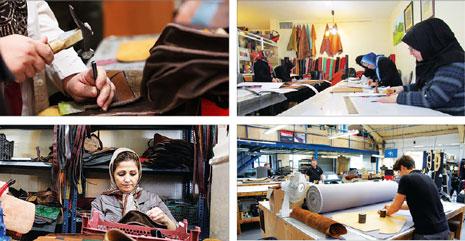 گزارشی-از-هزینه-های-راه-اندازی-کارگاه-تولیدی-محصولات-چرمی-/-اشتغالی-برای-200-جوان-جویای-کار