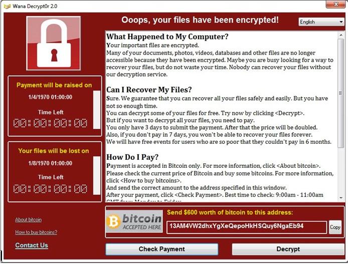 سازمانها-مراقب-باشند-باج-افزار-wannacrypt-در-کمین-است