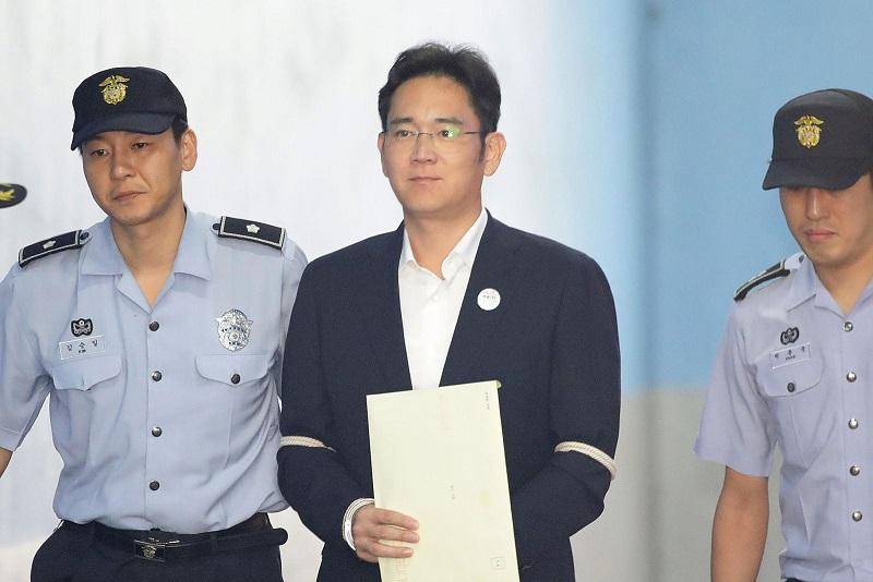 رئیس-سامسونگ-به-۵-سال-حبس-محکوم-شد