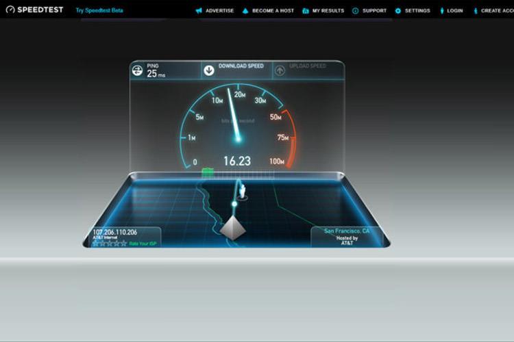روشهای مهم تست کردن سرعت اینترنت خانگی