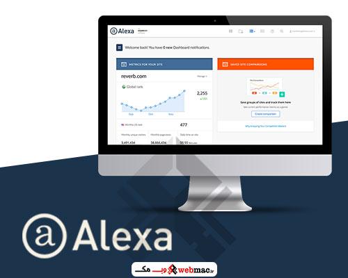 چگونه رتبه الکسا سایت خود را بهبود دهیم؟آموزش افزایش رتبه الکسا