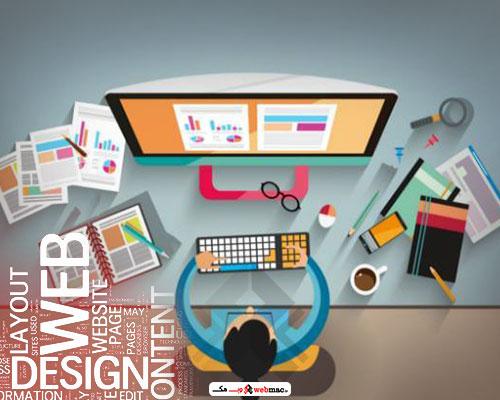 طراحی سایت ساده و 5 نکته اساسی از نکات کاربردی و بسیار مهم در طراحی سایت