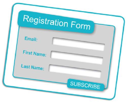 مهمترین اصول طراحی فرم ثبت نام سایت