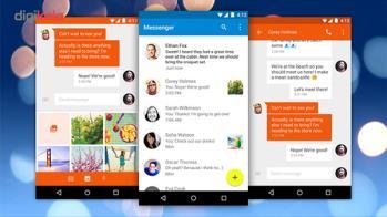 عرضه-نرمافزار-Messenger-توسط-گوگل